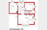 Wohnbeispiel-Erdgeschoss